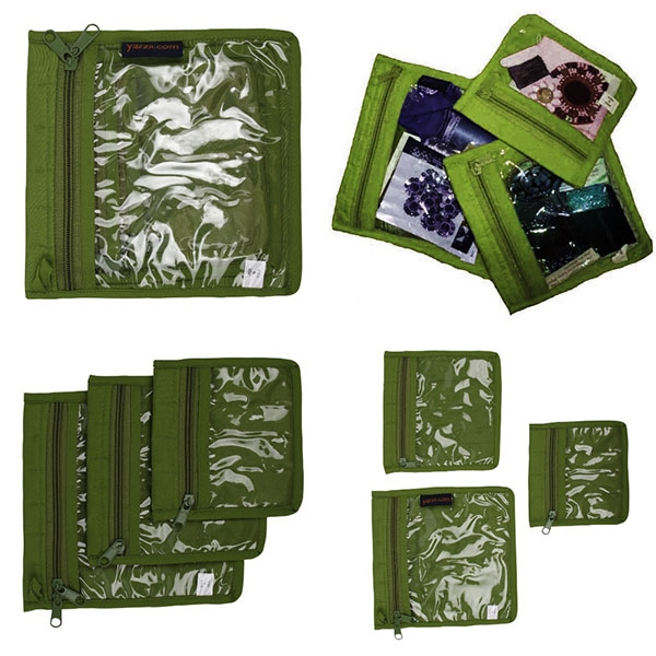 CA405-GREEN-YAZZII-BAGS-3PC-CRAFT-POUCHES