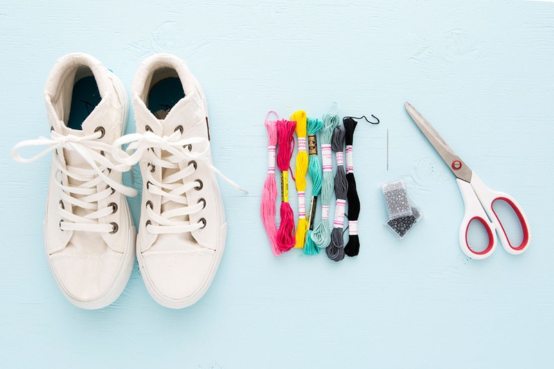 embroidered-sneakers-diy-supplies